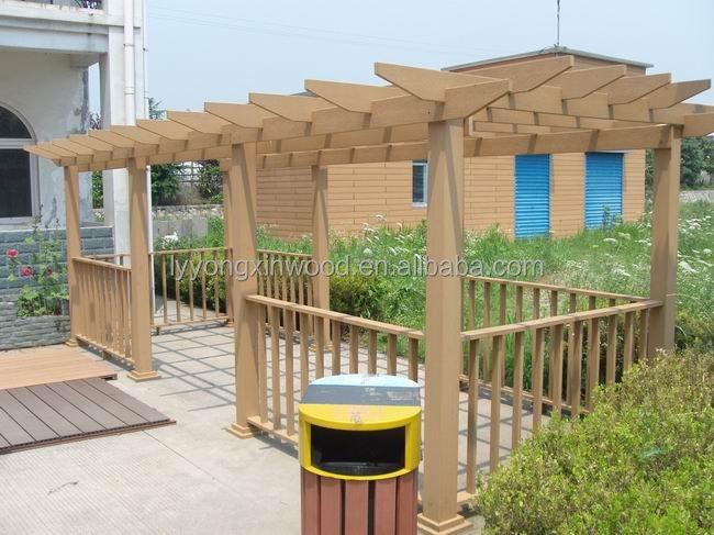 Waterdichte outdoor tuin houten pergola prieel hekwerk trellis en poorten product id 1888853980 - Prieel tuin ...