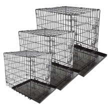 Iron Dog Crate Wholesale ,China Dog Cage ,Fashion Dog Kennel , Cheap