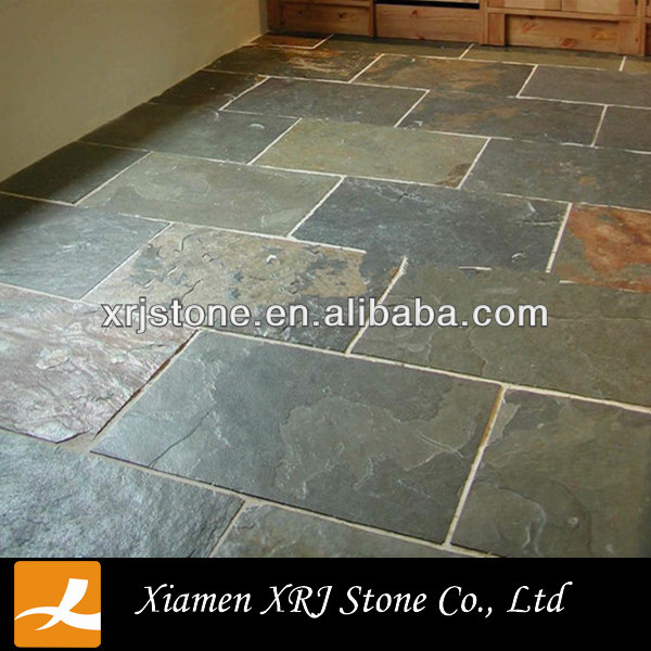 Stone Slate Tile Lowes Natural Flooring Floor Tiles Product On Alibaba