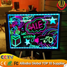 led writing board goodplus fluorescent marker pens,kids led writing board manufacturer high quality lower price