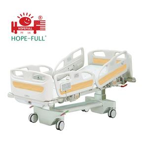 HOPEFULL B988t-n01 Beautiful and luxury hospital Intensive Care Unit medical bed