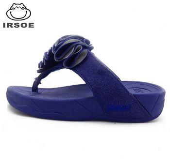 5480b4769cbe Classic work Flipflop women s thick IRSOE bottom sandals ladies flip flop  manufacturing supplier