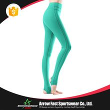 Customized printing sport woman fitness yoga pants