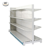 Heavy Duty Cold-rolled Steel Shelves Gondola Grocery Store Display Racks