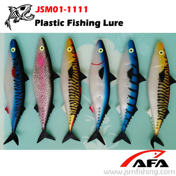 Soft plastic big game fishing lures mackerel lure buy for Big fishing lures