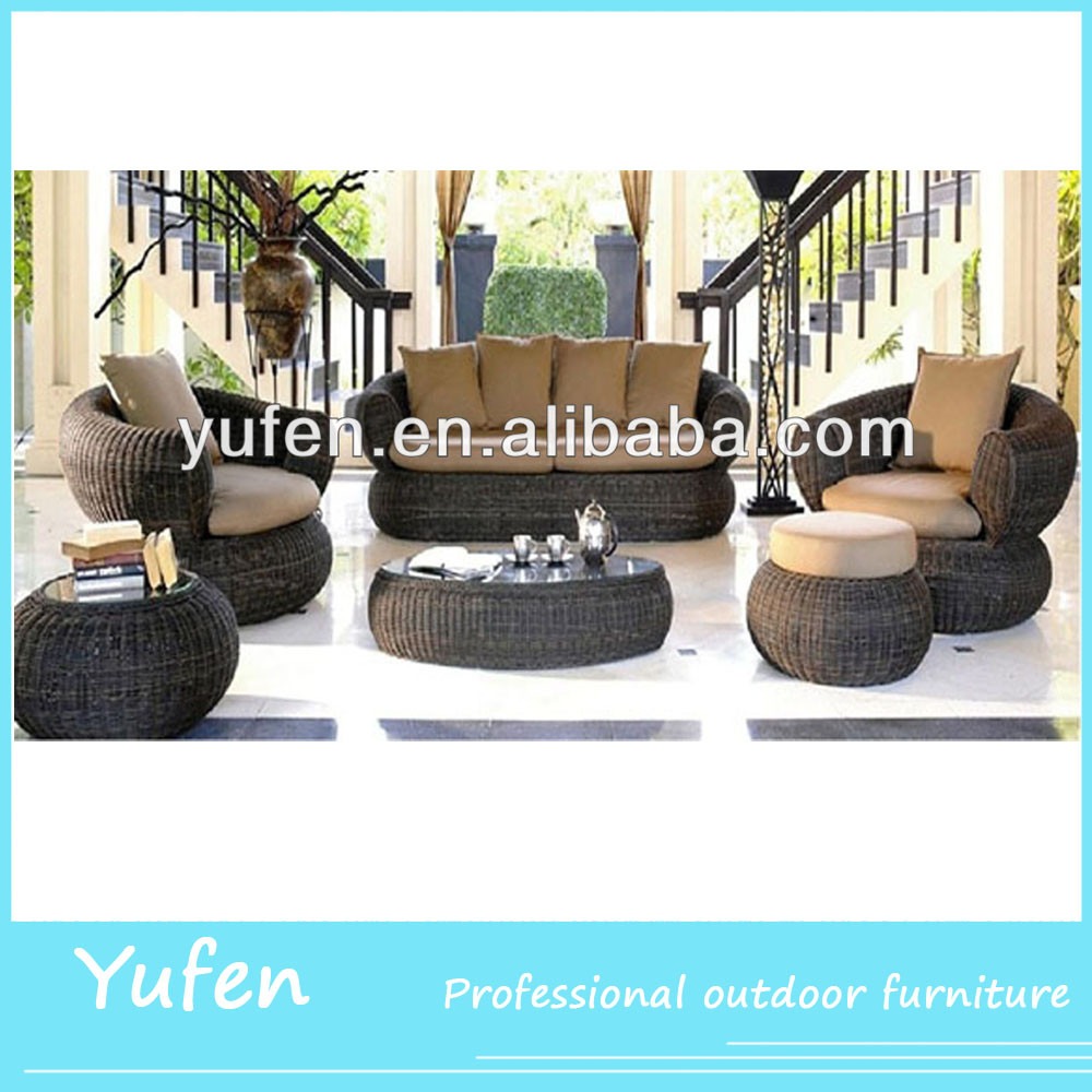 moderne synthetische rattan m bel wohnzimmer sitzgruppe wohnzimmer sofa produkt id 604133297. Black Bedroom Furniture Sets. Home Design Ideas