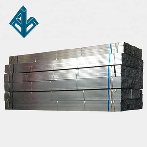 Forward steel Q195 galvanized square tube for greenhouse