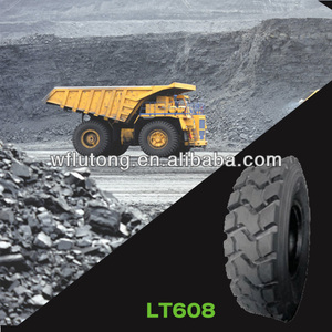 Giant mining truck tires 9.00x16 for sale