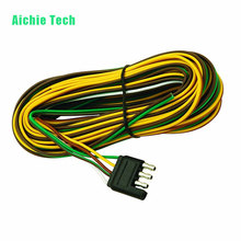 Trailer Wiring Harness with 4 Way Flat_220x220 4 way flat wiring harness, 4 way flat wiring harness suppliers and 4 Flat Trailer Wiring Diagram at honlapkeszites.co