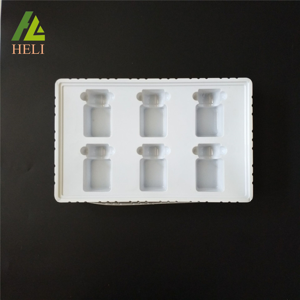 Biodegradable Plastic Medical Tray Blister Pack