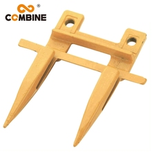 High quality Laverda combine harvester spare parts such as knife guard shaft belt and spike