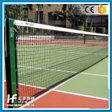 Multi-Colored Double Layer Tennis Net