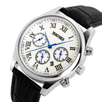 TOP BRAND quartz 3 chronos working mens watches g