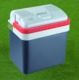portable electric cooler box mini car fridge evercool 12v 220V 24L refrigerator