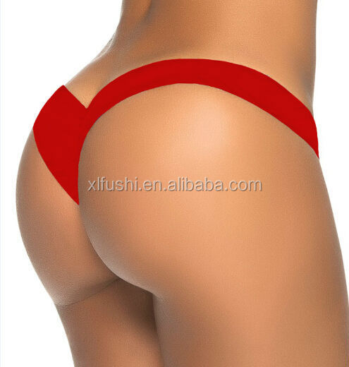 d5bf9253ae9 STOCK!17Colors Cutomer Pattern 4Sizes Sexy Low Rise Thong Bikini Bottom