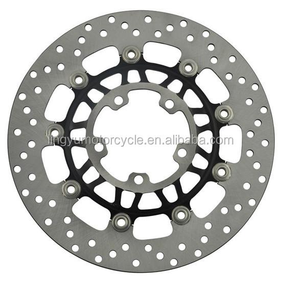 308mm Motorcycle Front Brake Disc Rotor For Triumph Daytona 600 ...