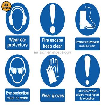 Safety Hazard Street Warning Signs Symbols Melbourne Buy Safety