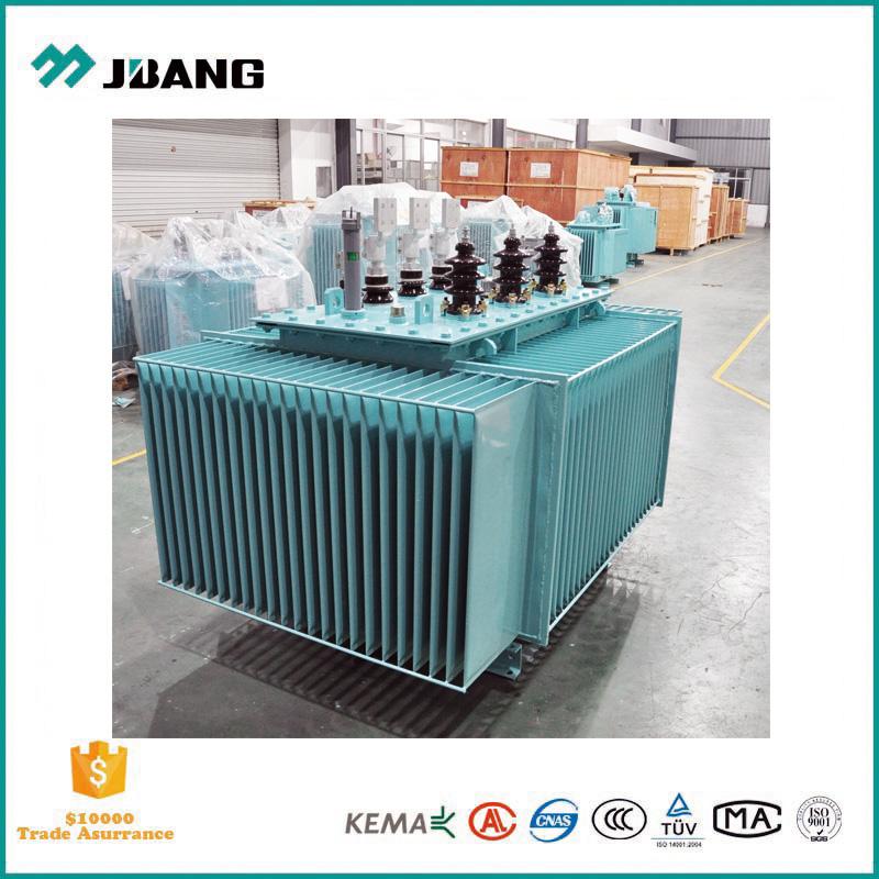 11kv 500kva Power Distribution Transformer Oil Immersed Power ...