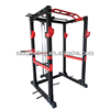 OKPRO New Style Power Rack With Lat Tower