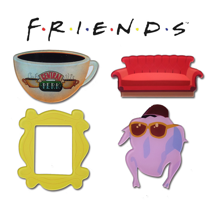 New Friends Central Perk Sofa Coffer Mug Monica Door Photo
