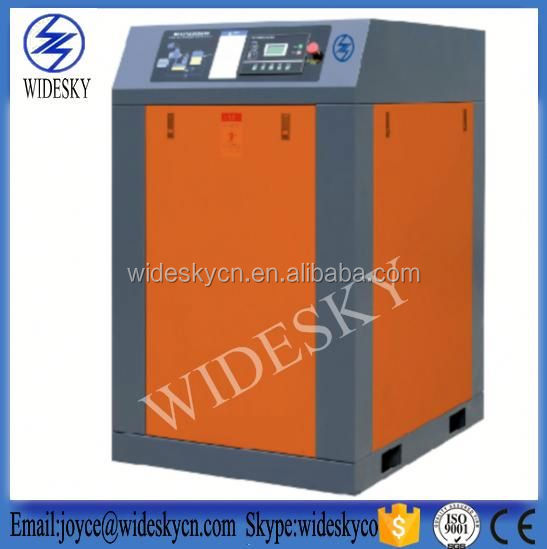Two-Stage Compression Screw Air Compressor