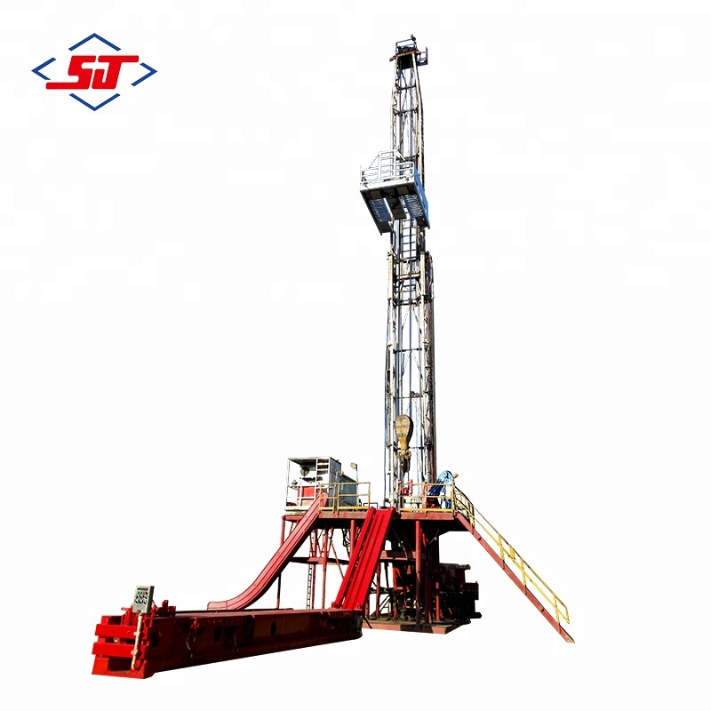 Oilfield Automatic Workover Rig - Buy Workover Rig,Workover Rig  Companies,Workover Rig Manufactureres Product on Alibaba com