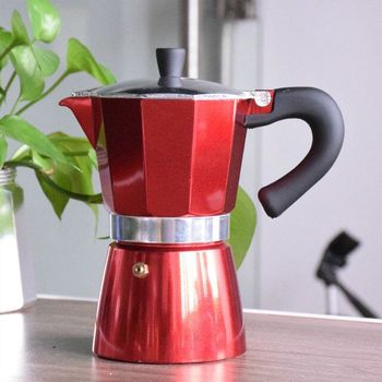 Amazon Hot Sale China High Quality Red Black Espresso ...