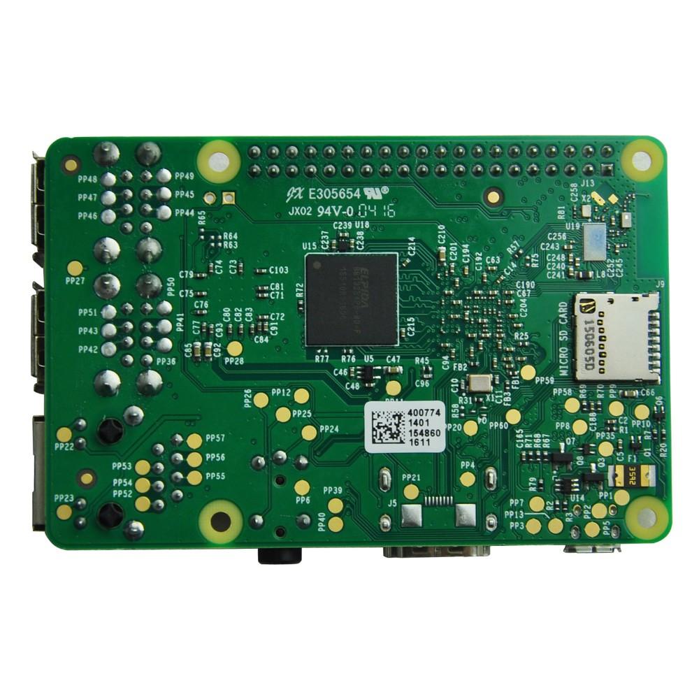 Raspberry Pi 3 Modell B Hauptplatine 1 Gb Ram Integrierte Platine Paket Model Quad Core Rpi 3b Pcb