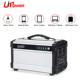 444Wh Rechargeable Generator and Backup Power Source with 500 Watt AC inverter, USB, DC 12V Outputs