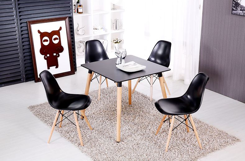 Modern Italian Design Modern Plastic Wood Arm Dining Chair Buy Modern Armch