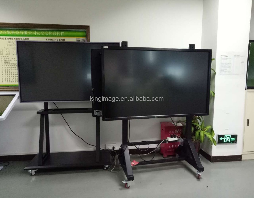 65inch Education equipment touch screen interactive whiteboard for schools