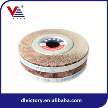 Victory/Makita/3M/Klingspor Brands Abrasive Chucked Flap Wheel for polishing and grinding metal and inox