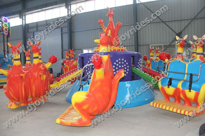Thrill rotating busy bee rides, cheap amusement park rides for sale