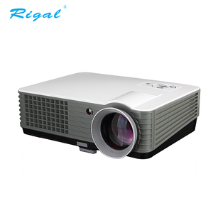 RD-801A Low Cost 800*480 Android 4.2 Projector LED Home Theater Projector