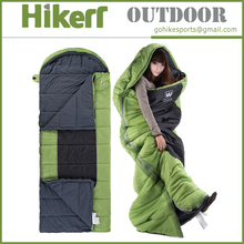Ultralight Portable Envelope Cotton Sleeping Bag Camping Sleeping Bag Outdoor Camping Travel 3 Colors M Size -Naturehike