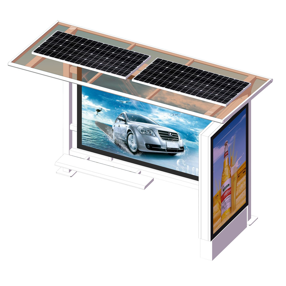 product-High-quality outdoor bus shelter-YEROO-img-4