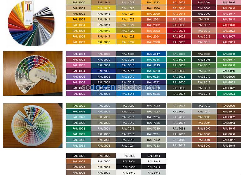 Aviation orange tower paint color chart autos post for Lrv paint color chart