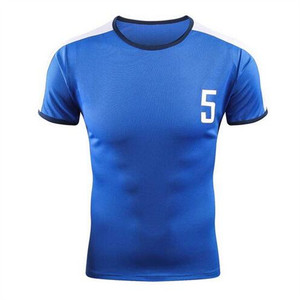 Dryfit Print China Football Shirts Customized Jerseys Online Football Shirt Maker