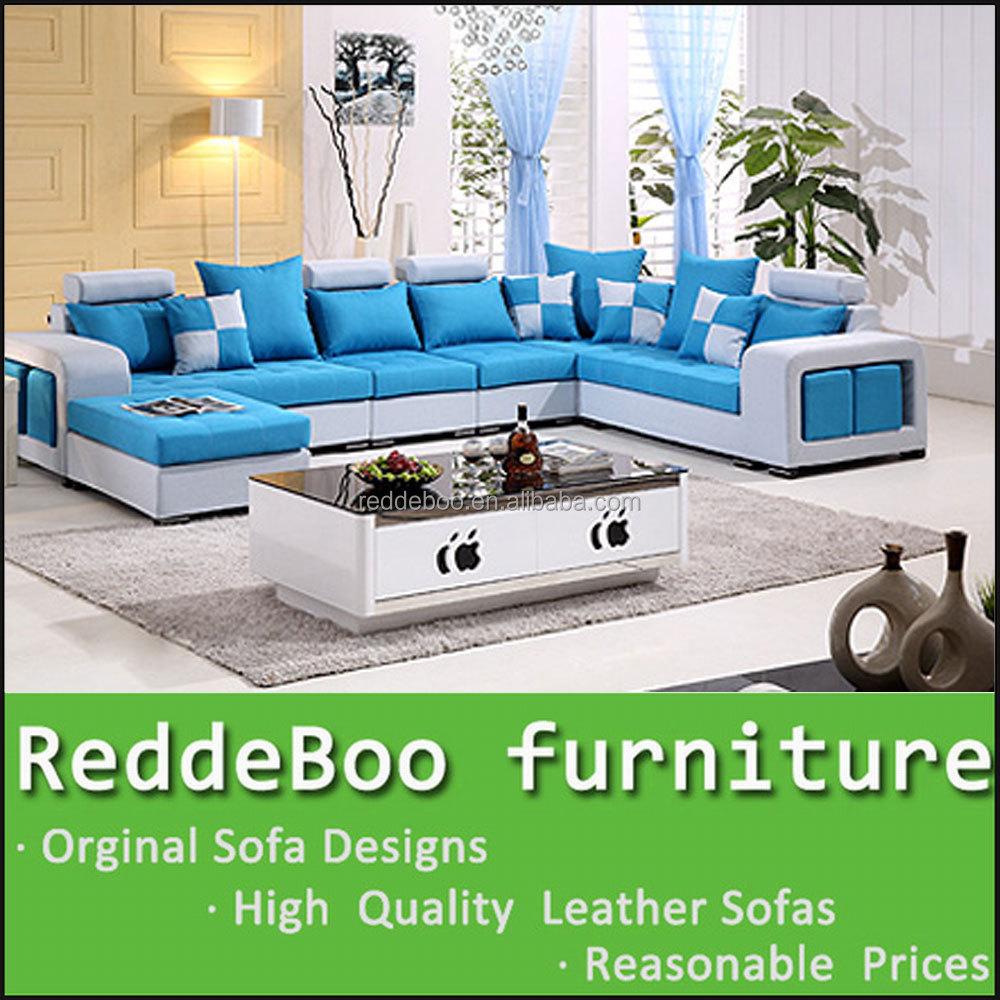 Nice Design Living Room Corner Sofa Dubai Fabric Furniture For Sale