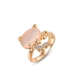 Ring In Kaars.Fashion New Design Cat Ears Ring Nsri 8657 Buy Cat Ring New Design