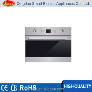 luxury stainless steel microwave oven cabinet, built-in microwave oven