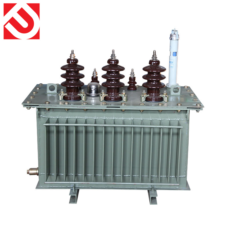 10kVA Amorphous Alloy Core Three Phase Oil Immersed Distribution Transformer 1000 Kva