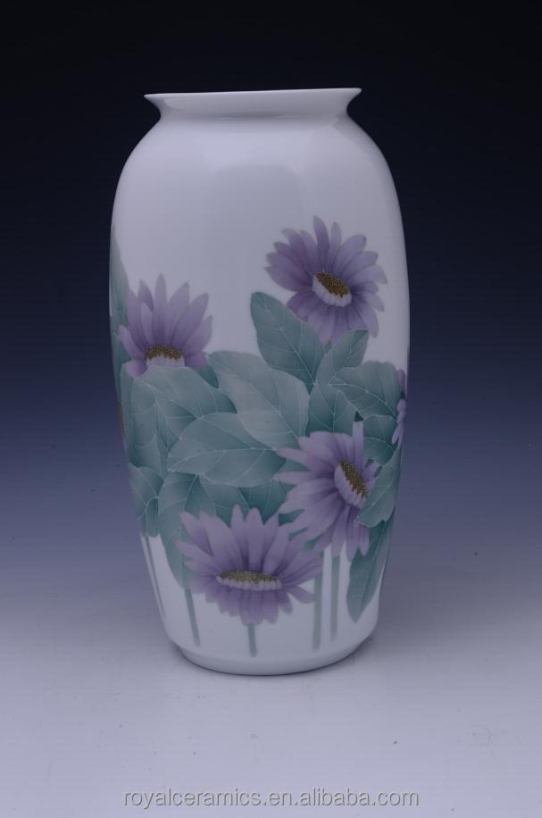 decoracion china famosa obra maestra pintada a mano underglazed indoor flores jarrn de porcelana