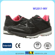 Ventilate sewing shoe used wholease free samples athletic latest colorful china sport shoe