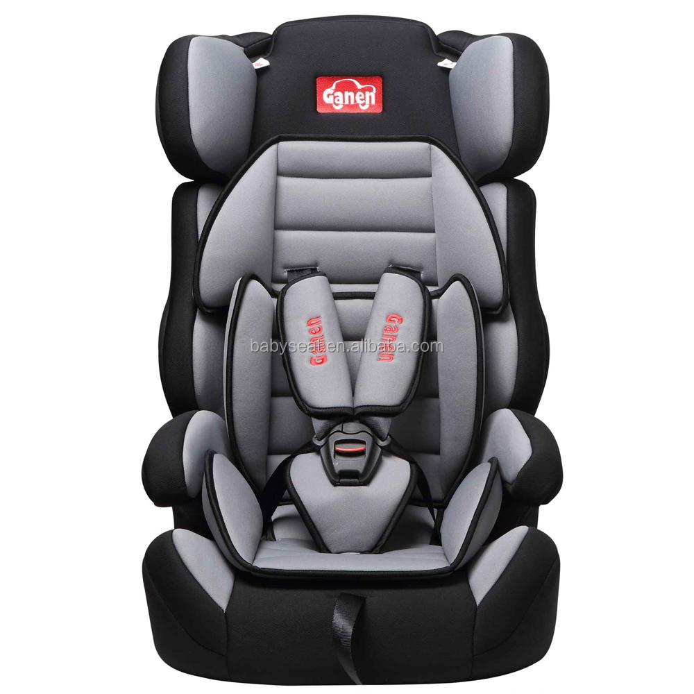 De lujo sillas de coche para ni os asiento de beb for Sillas seguridad coche