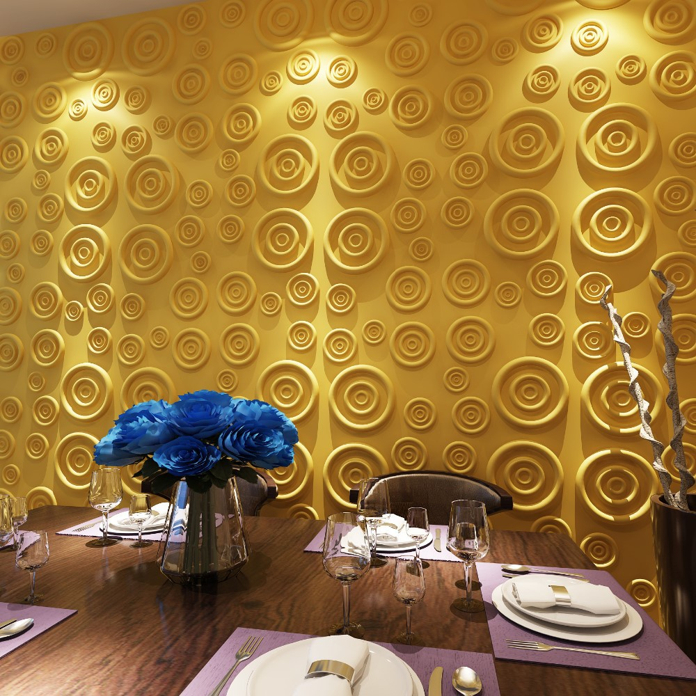 Interior Decor 3d Wallpanel Wall Papers - Buy Interior Decor 3d ...