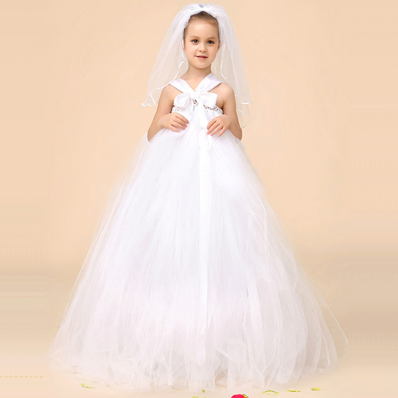 2015 Ball Gown 3 Year Old Girls Puffy Dress/dresses