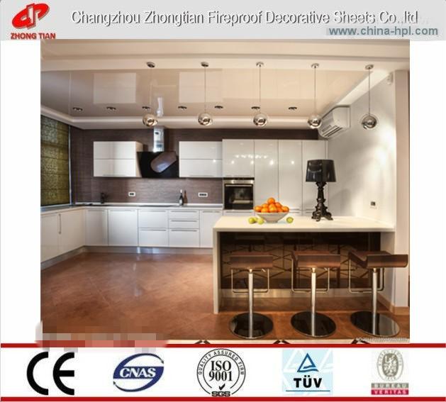 Laminate Sheet Kitchen Cabinets - Buy High Pressure ...