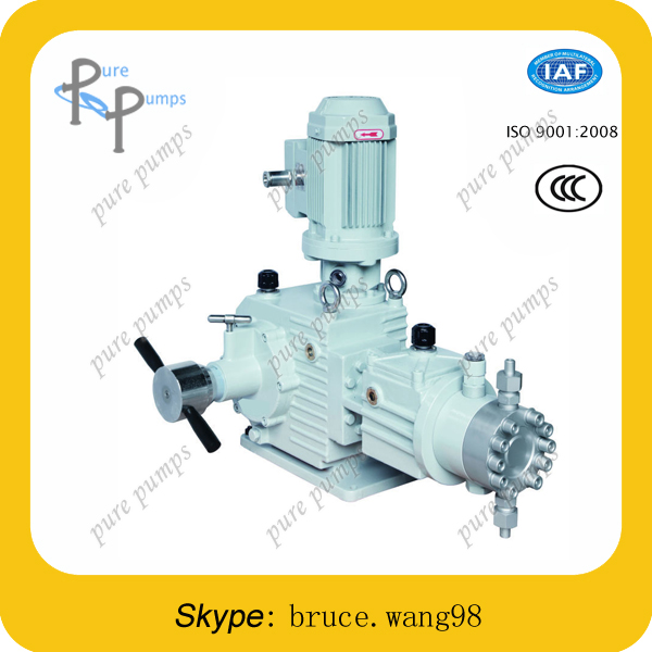 Micro Dosing Pump With Flange Connection made in China