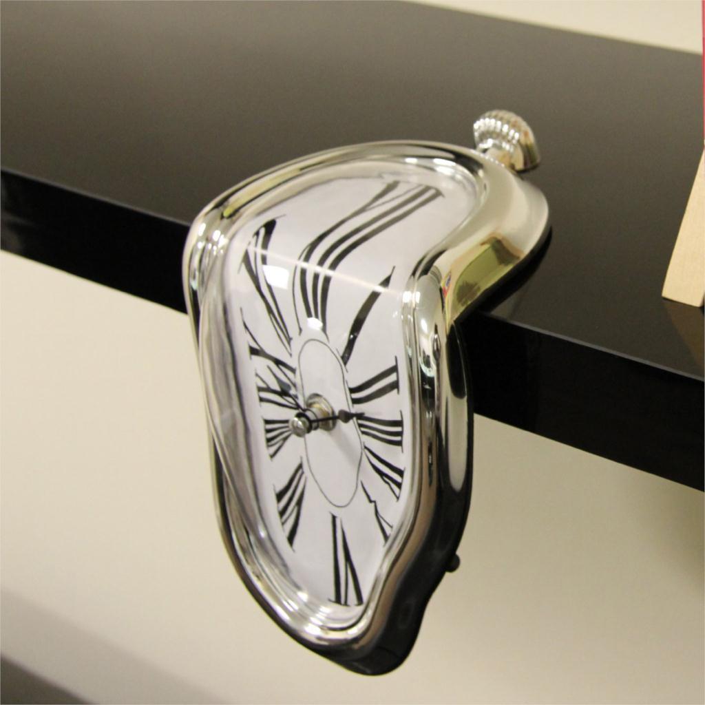 Wholesale Jfbl Hot Sale Melting Clock Art Wall Clock
